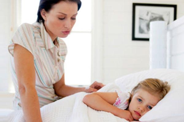 длительность кишечного гриппа у детей