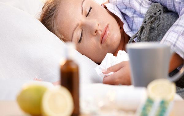 боль в мышцах при гриппе