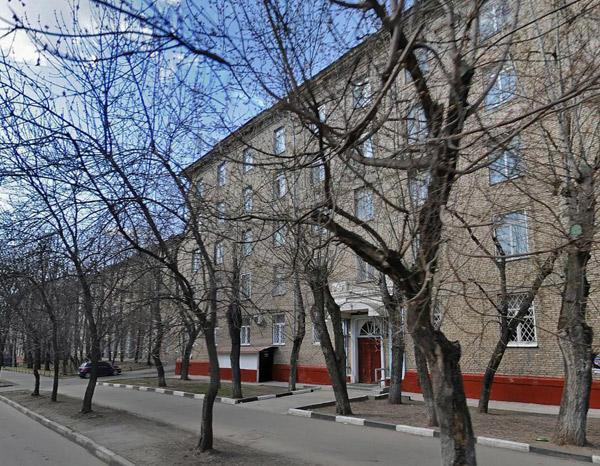 Городская клиническая больница №57 Москвы Обособленное подразделение онкологический диспансер