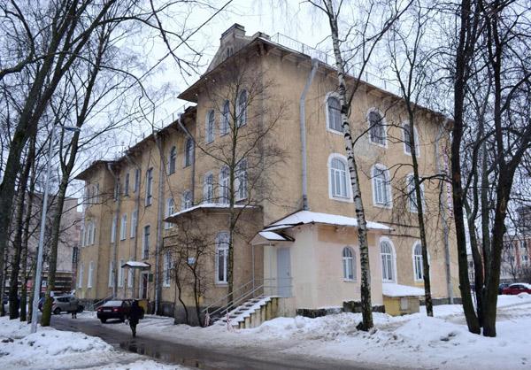 Женская консультация городской клинической больницы №68 Москвы