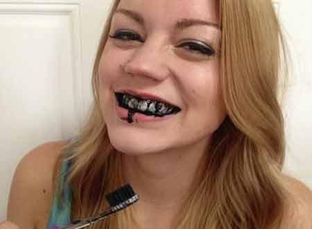 домашняя зубная паста для отбеливания зубов
