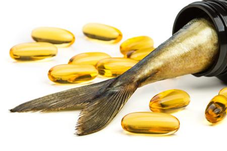 Пейте рыбий жир, чтобы избавиться от сухой кожи