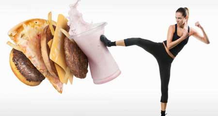 Чтобы похудеть без диеты, считайте калории в гамбургеры