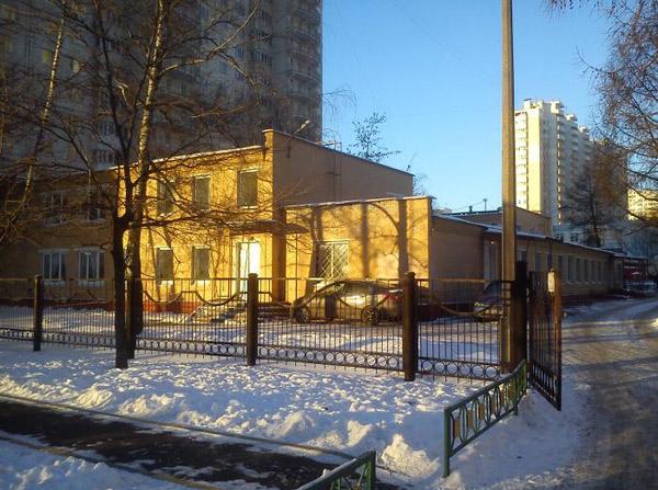 Детская стоматологическая поликлиника №25 Москвы