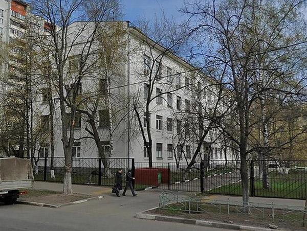 Городская клиническая больница №70 Филиал №1