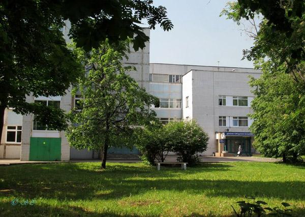 Детская городская клиническая больница №9 им. Г. Н. Сперанского филиал №2