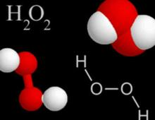 Применение перекиси водорода