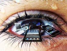 Как избежать ухудшения зрения при работе за компьютером