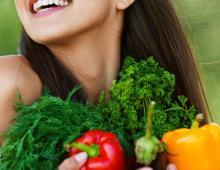 Вегетарианство: преимущества и вред