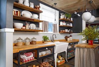 На кухне полный порядок