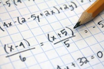 Занятия математикой помогают похудеть