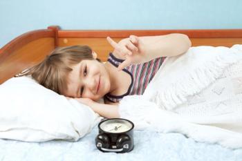 Плохой сон вызывает риск диабета у мальчиков