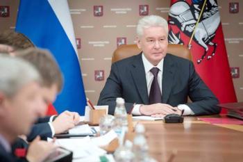 Мэр Москвы Сергей Собянин фото mos.ru