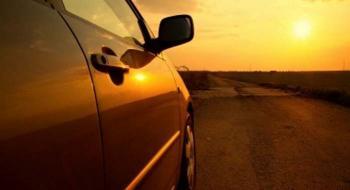 Защита от солнца в автомобиле