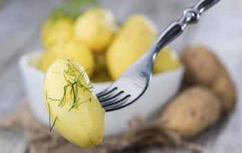 Картофель это вкусно и быстро..но немного вредно