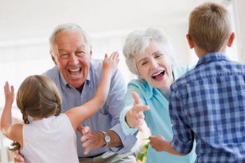 Ваши внуки могут помочь вам жить дольше!