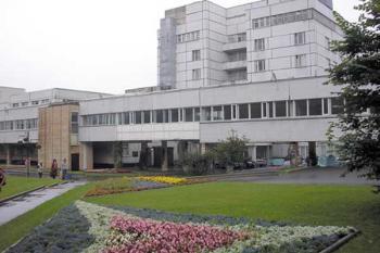На фото: городская клиническая больница имени С.И. Спасокукоцкого (ГКБ № 50)