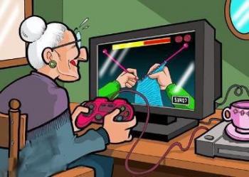 3D видео игры стимулируют память