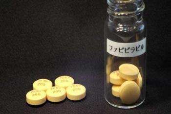 Японский противовирусный препарат Favipiravir (Авиган) против Эбола