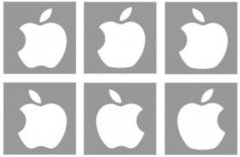 Каким помнят люди логотип Apple