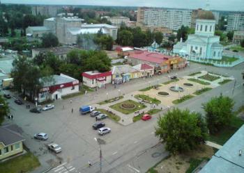 Город Озеры