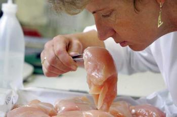 Завтра, уже портативный умный прибор сможет обнаружить гнилое мясо