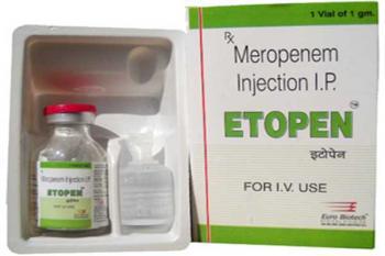 антибиотик Меропенем