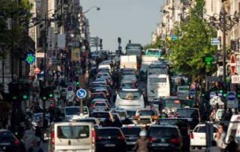 Сильный шум от дорожного движения
