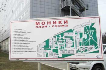 МОНИКИ (Московский областной научно-исследовательский клинический институт имени Владимирского)