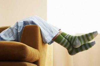 Физическое бездействие снижает мышечную массу