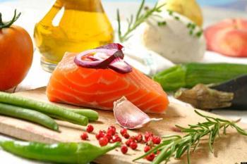 Средиземноморская диета, основные продукты