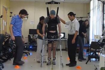 Полностью парализованный человек снова начал ходить фото NeuroEngineering and Rehabilitation