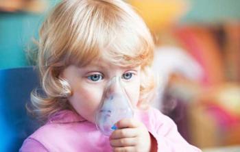 У ребенка астма