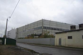 зона реконструкции промзоны Лефортово