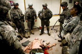 Австралийцы придумали как спасать на 25% больше раненых солдат