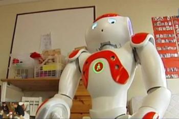 Робот Nao для аутистов