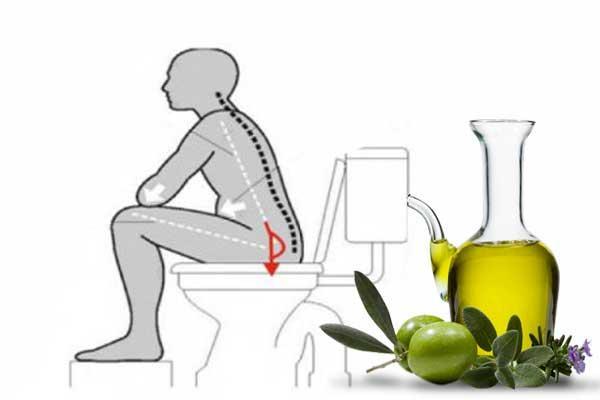 10 способов использовать оливковое масло от запоров