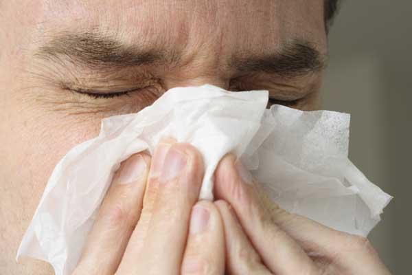 Аллергия на пыль - как проявляется, формы аллергии на пыль