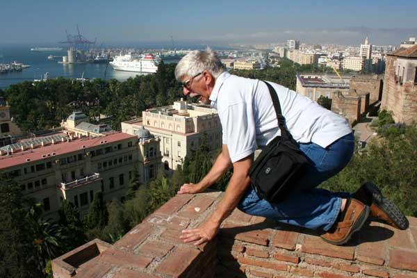 Побороть страх высоты