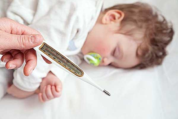 Ребенок заболел скарлатиной