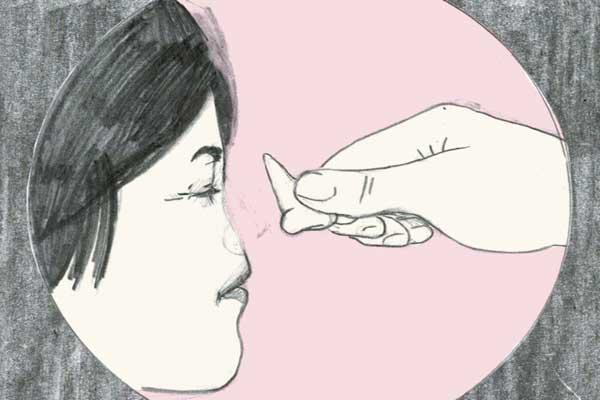 Аносмия (потеря обоняния)