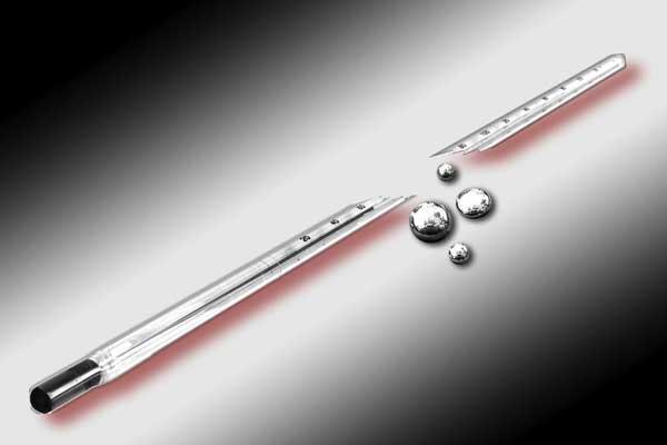 Отравление ртутью - разбитый термометр