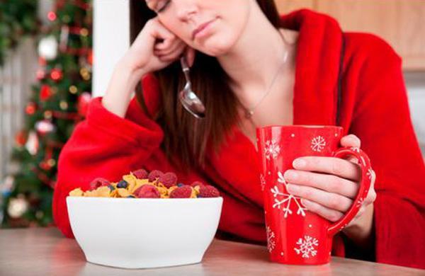 Правильное питание между праздниками