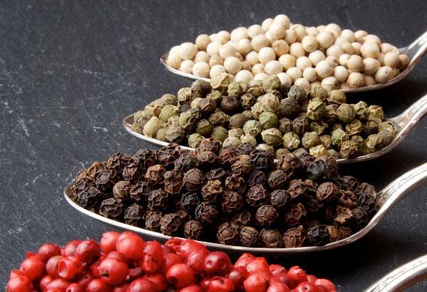 Горошины черного перца: не только приправа, но и лекарство
