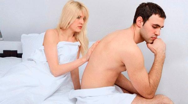 Боль в члене после секса