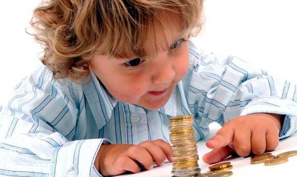 Как говорить с ребенком о деньгах