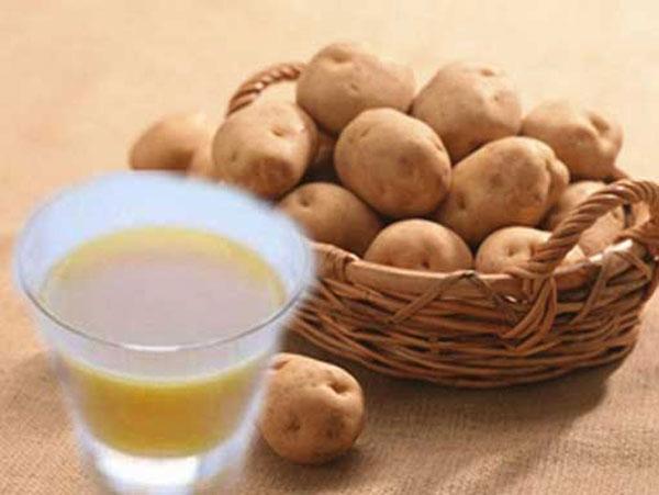 Картофельный сок при панкреатите: польза и вред