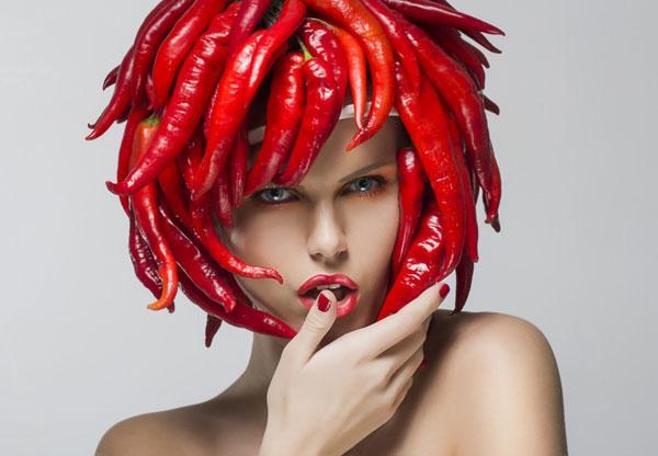 Настойки и маски с перцем для роста волос
