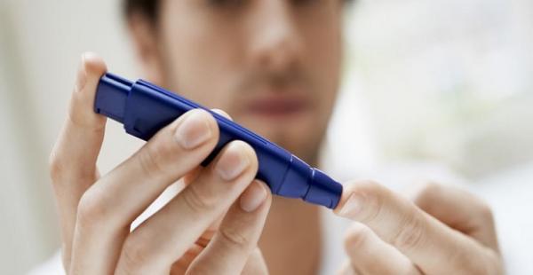 диабет у мужчин