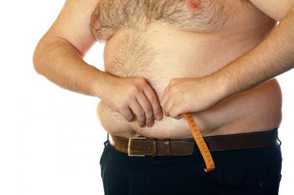 как измерить количество жира в организме мужчины